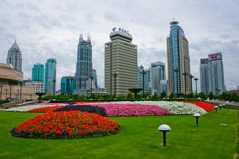 原创 上海遇上纽约-金融区房价超级比一比