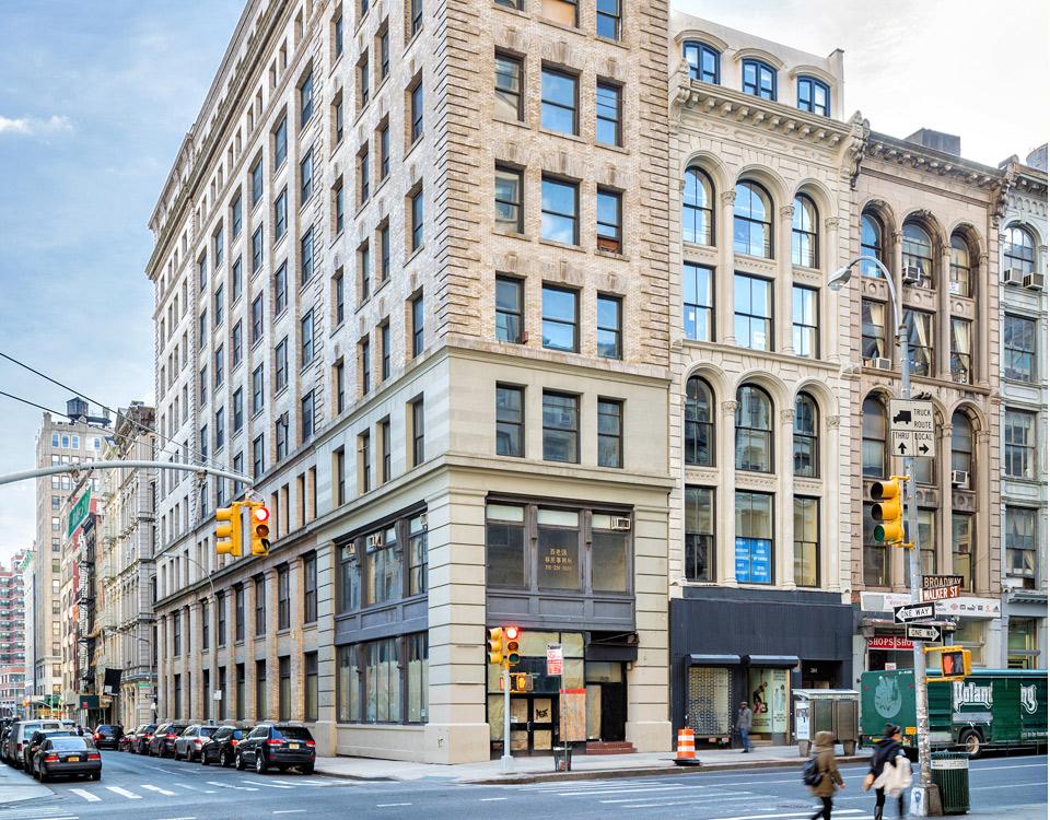 原创干货 | 吃吃早茶买买菜的纽约唐人街正被大楼包围(下)