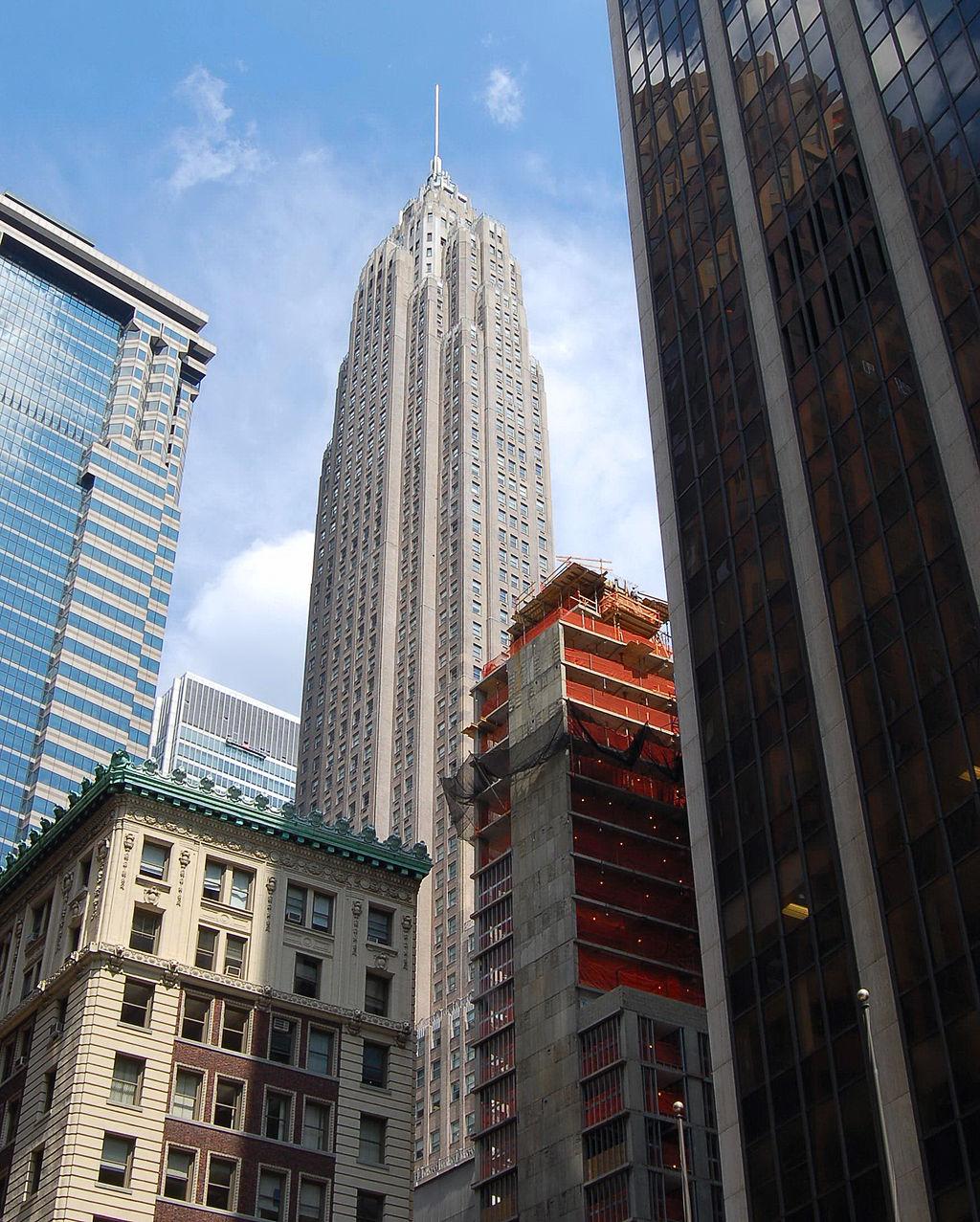美国国际大厦(American International Building)