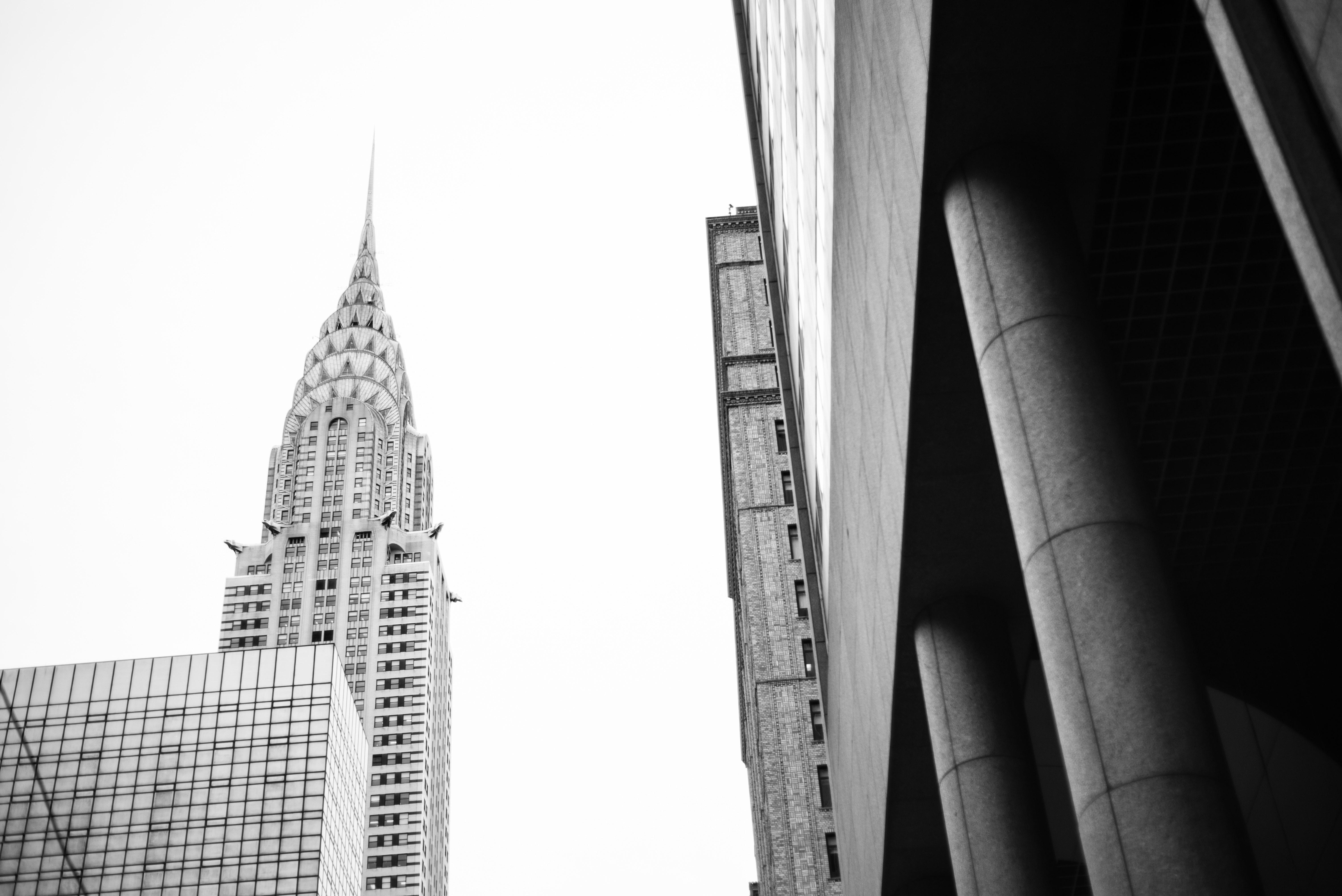 克莱斯勒大厦(Chrysler Building)