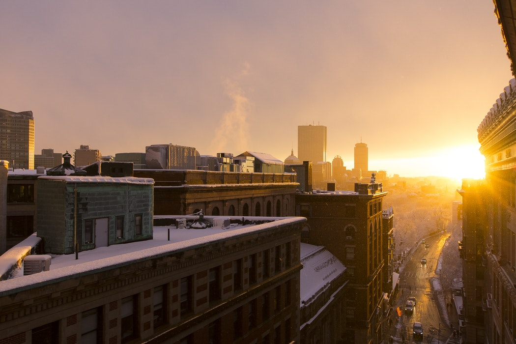 波士顿美景