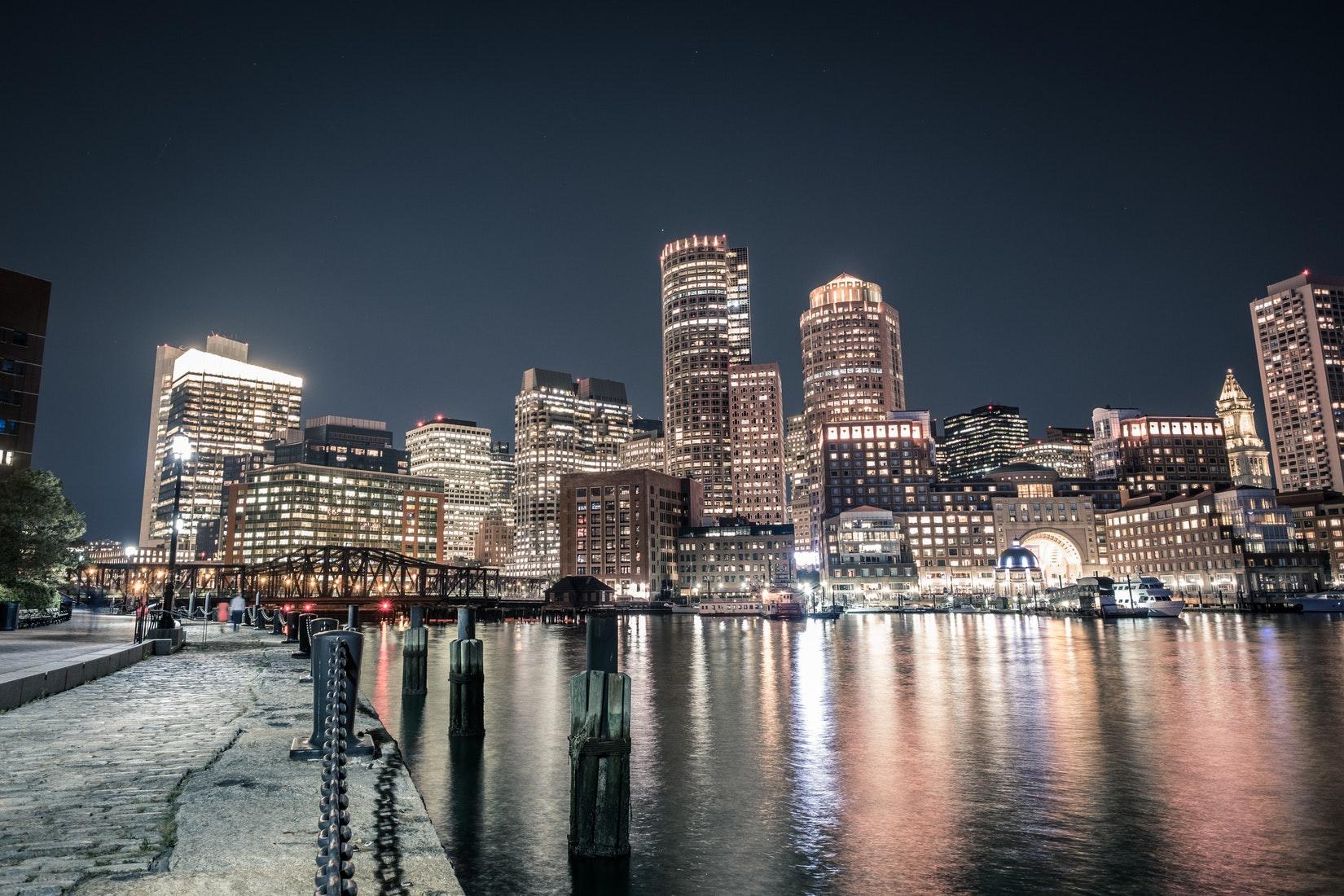 波士顿查尔斯河