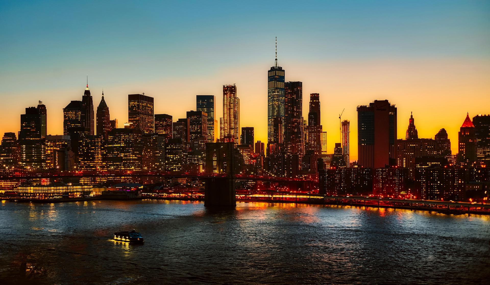 0万美元奢华曼哈顿河景房