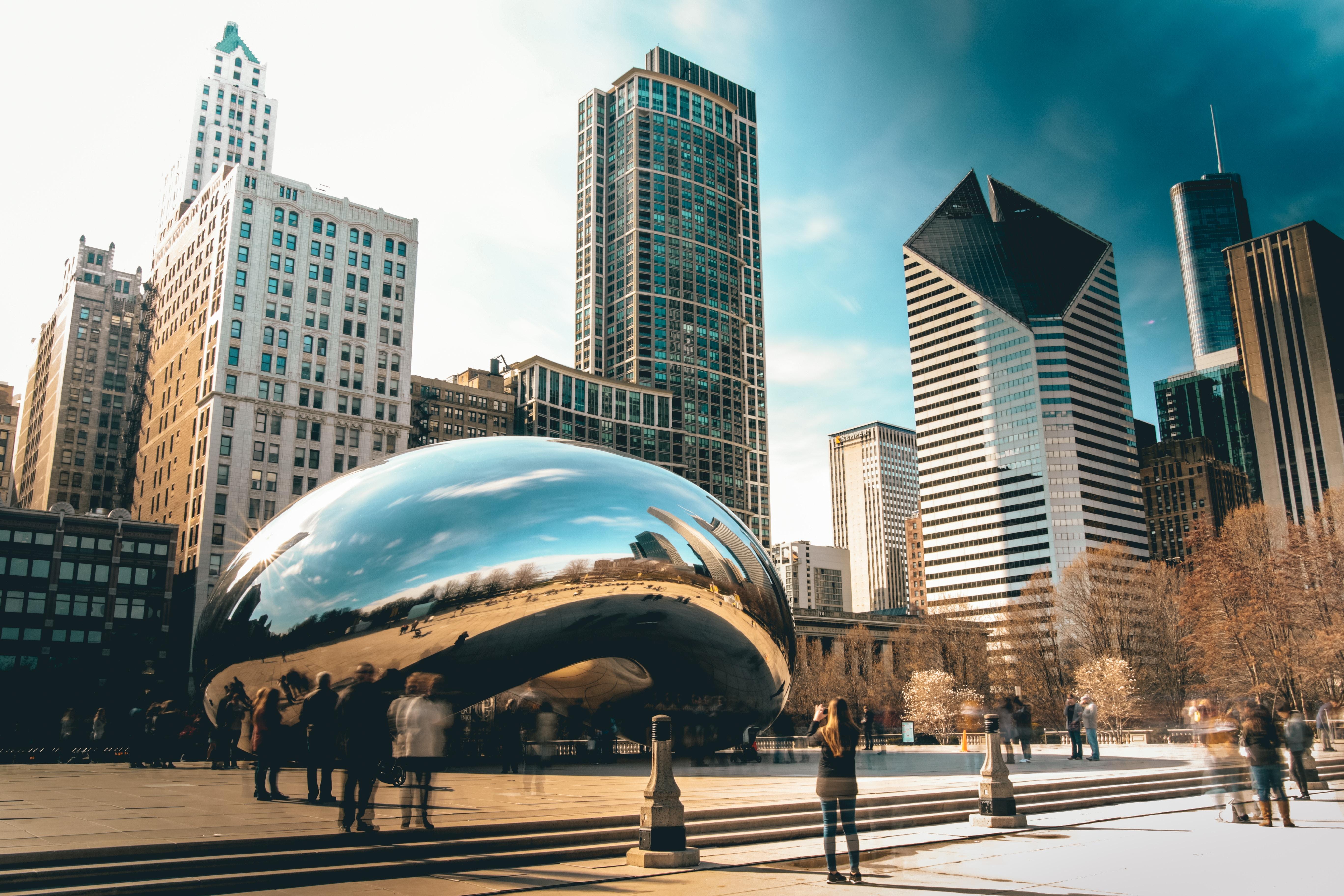 图解  我的工资能在芝加哥买房吗 -不同职业类别的房屋购买力