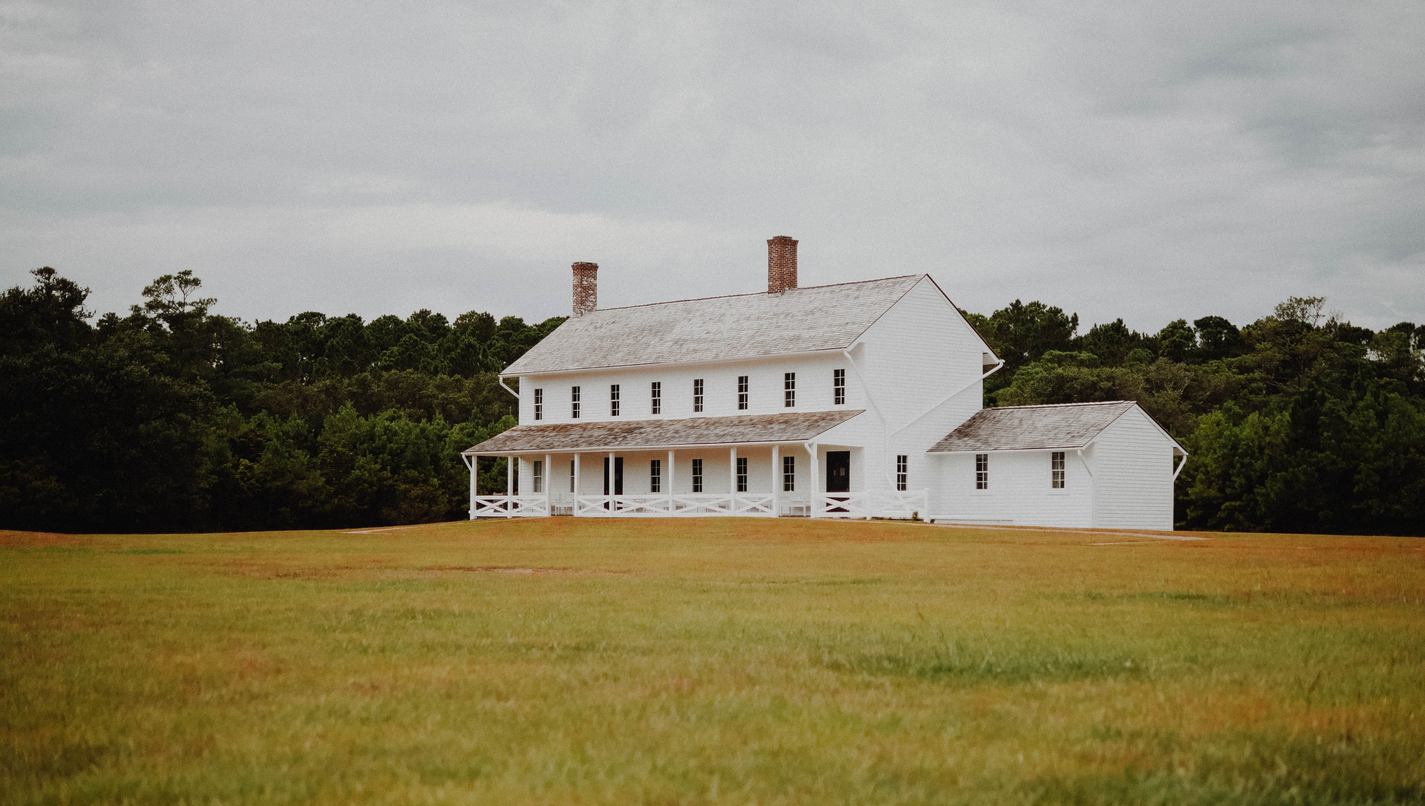 寻找梦想『家』  纽约长岛别墅建筑风格及分布