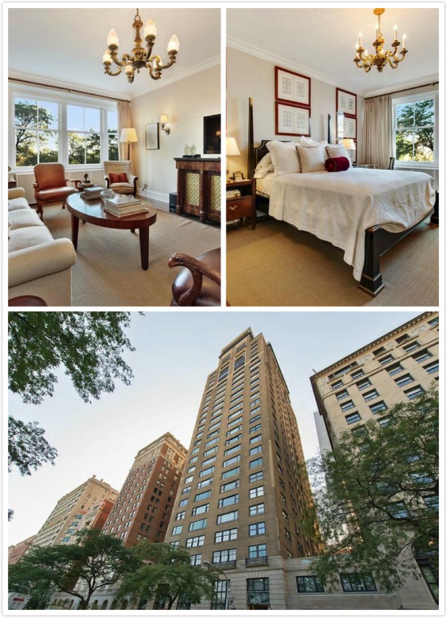 位于芝加哥的一套1室1卫的公寓