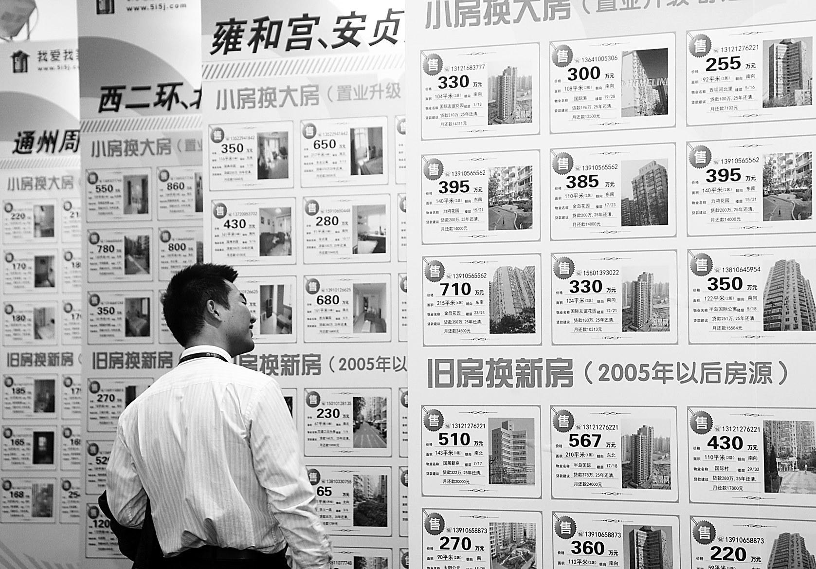 北京二环100平米房 VS 美国五大城市房产