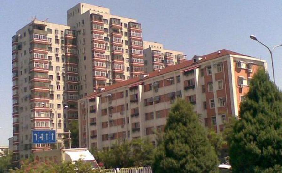 北京三环内70平米的两室一厅公寓