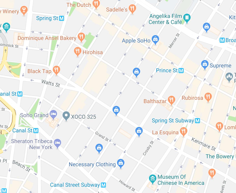 纽约艺术时尚的指标-苏豪区(SoHo)房价解读