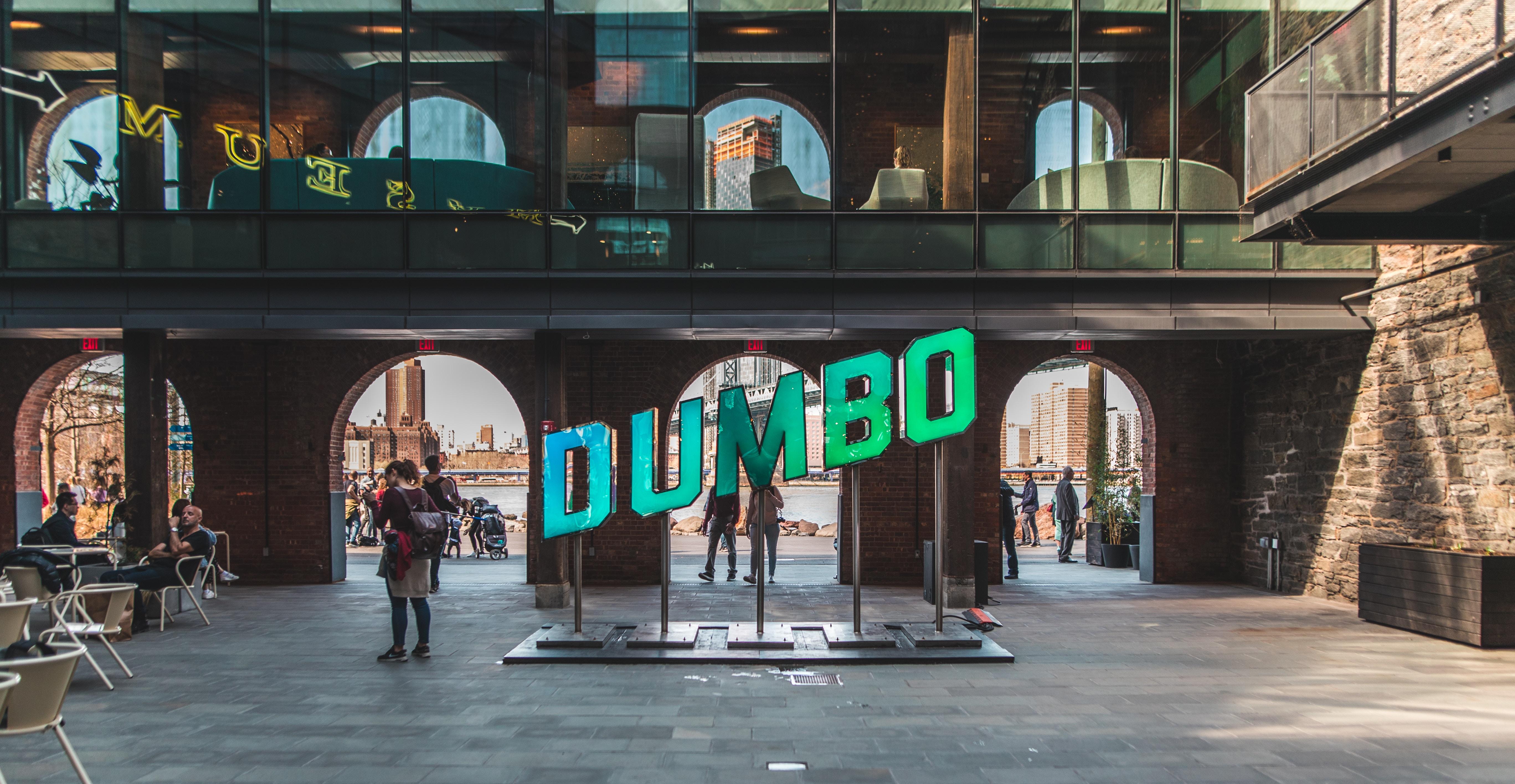 文艺艺术潮流新区—布鲁克林DUMBO房产大数据