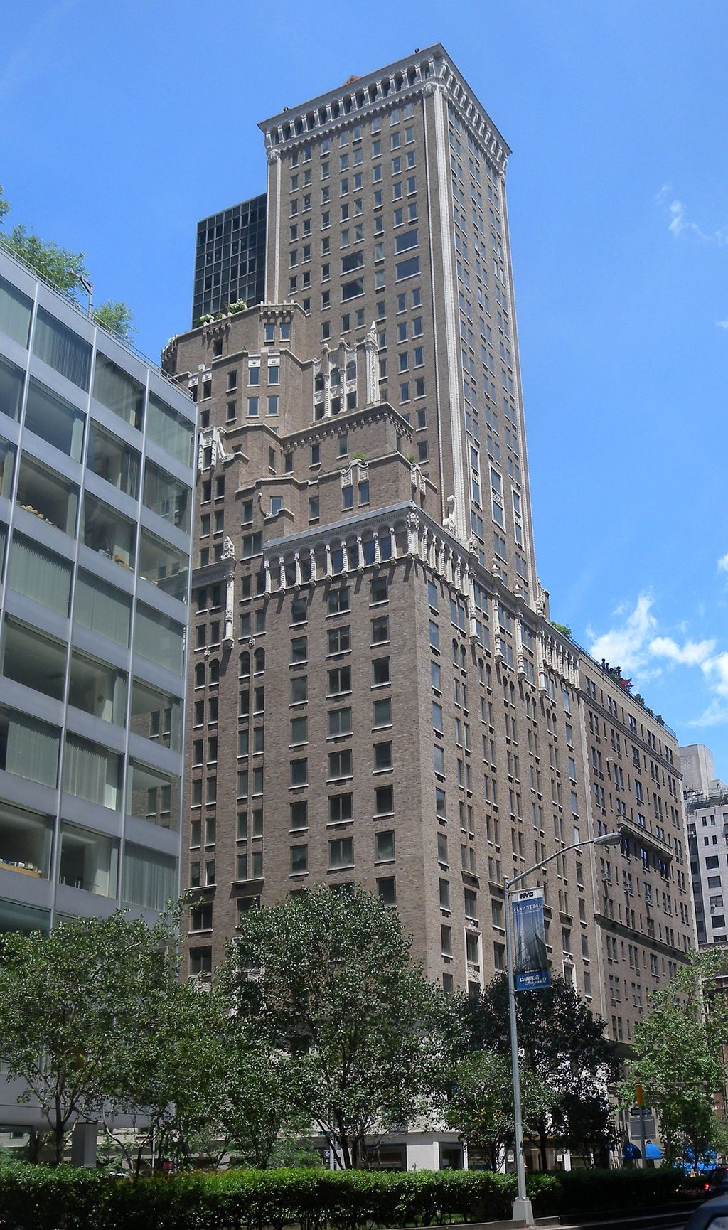 特朗普公園大道大廈(Trump Park Avenue)