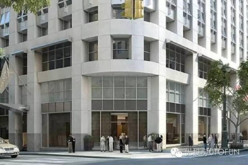 曼哈顿第五大道400号,豪华酒店式公寓