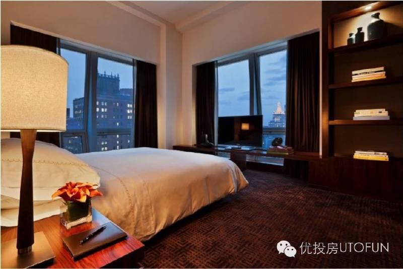 酒店式公寓内部