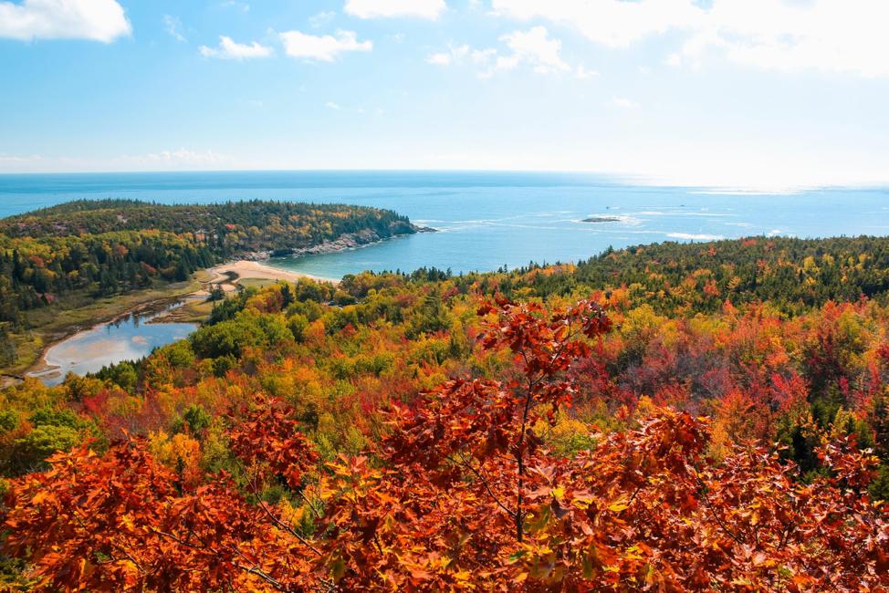 在度假屋赏红叶-美国秋天应该这么玩