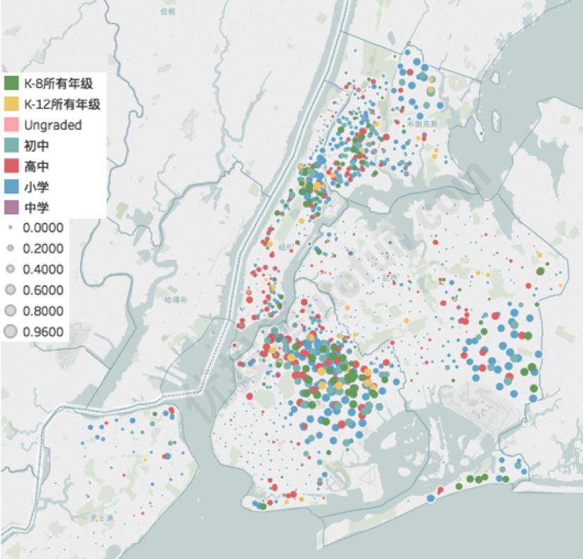 从大数据看纽约公立学校学生多样性