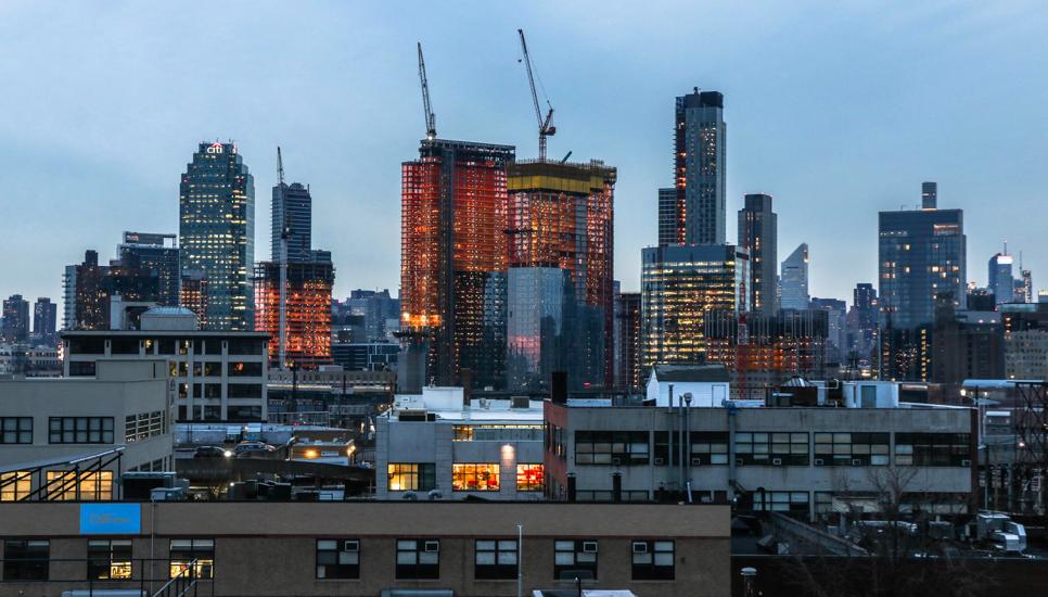 亚马逊第二总部选址纽约长岛市?房产股应声大涨
