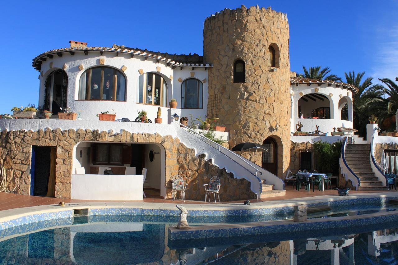 美国地中海式房屋