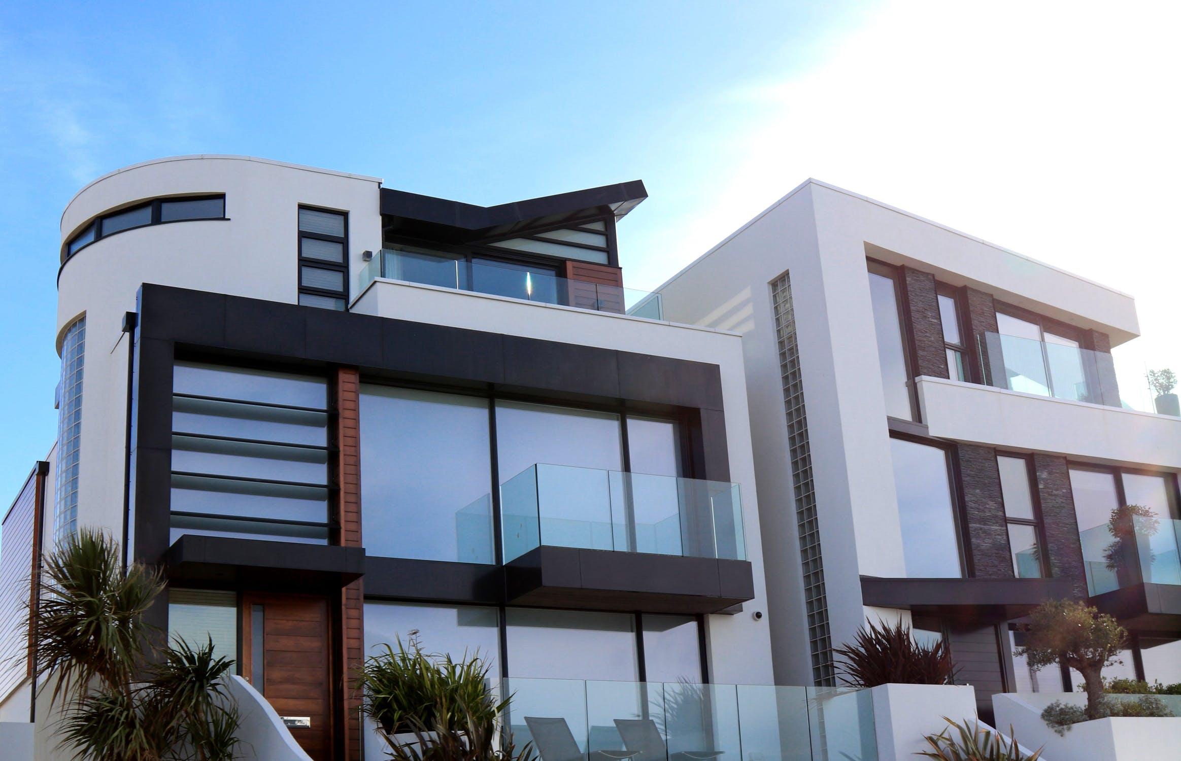 美国现代式房屋