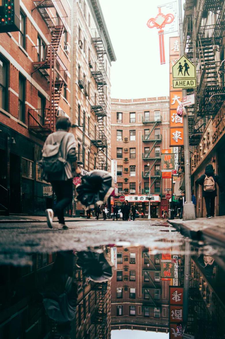 纽约人如何养老?
