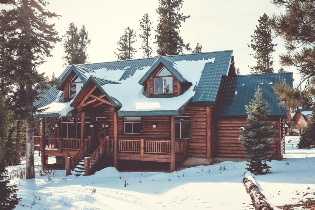 美国小木屋