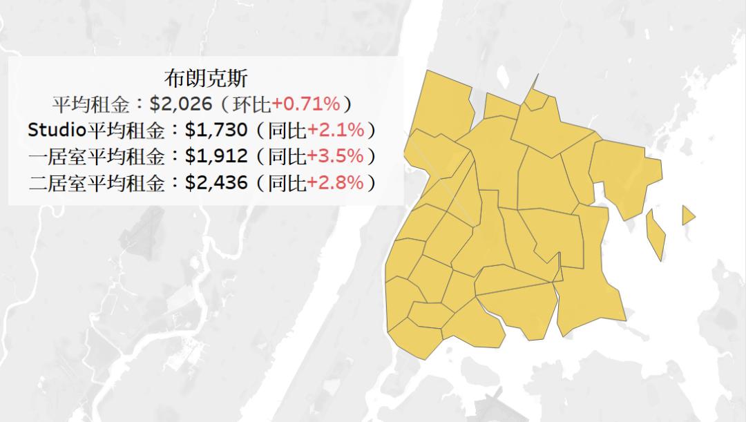 纽约租金连4个月增长|纽约市租金报告2021年6月更新